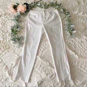 Good Legs Crop Cascade Hem NWT size 16